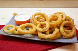 Inele de ceapa - Onion rings