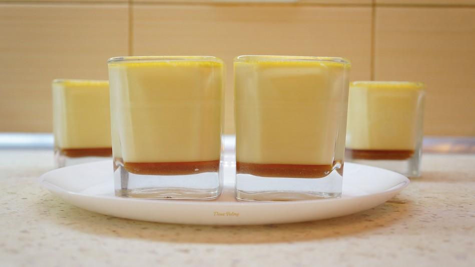 Crema de zahar ars la pahar