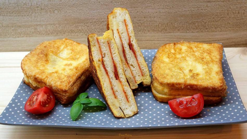 Sandwich pentru mic dejun